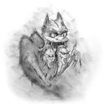 002-queen -beast-creature